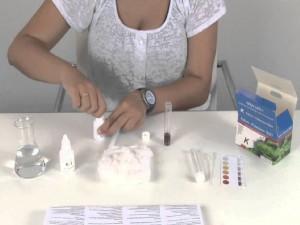 Тесты для аквариумной воды