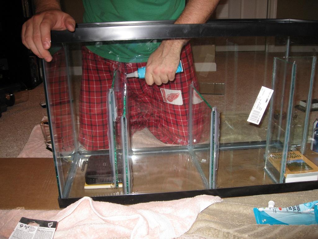 силикон дла аквариума